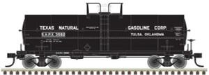Atlas HO 20004680 Texas Natural Gasoline 11K Tank Car #3562