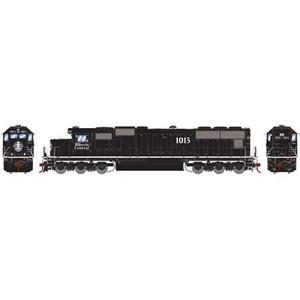 Athearn Genesis 70632 Illinois Central SD70 #1015 DCC Sound HO