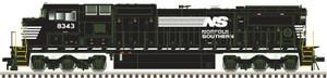 Atlas 10003120 NS Norfolk Southern Dash 8-40CW #8334 DC HO