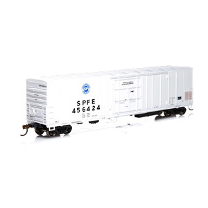 Athearn RTR 72870 SPFE 57' Mecvhanical Reefer #456424 HO