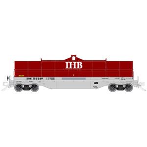 Atlas HO 20005601 Indiana Harbor Belt IHB Ex-NS 42' Coil Steel Cars #166601