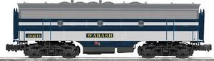 Lionel O 6-38716 Wabash F7-B Dummy 1107B