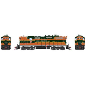 Athearn Genesis 78174 GN Great Northern GP9 DC #707 HO