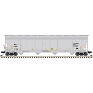 Atlas N scale 50005395 American Styrenics ASOX ACF 5800 Plastics Hopper #21683