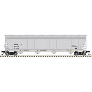 Atlas N scale 50005396 BASF DBCX ACF 5800 Plastics Hopper #971199
