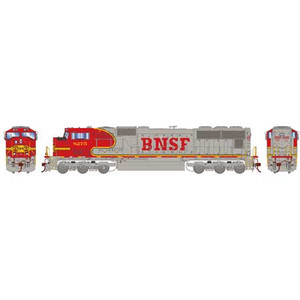 Athearn Genesis 70644 BNSF Warbonnet SD75M #8275 DCC & Sound HO