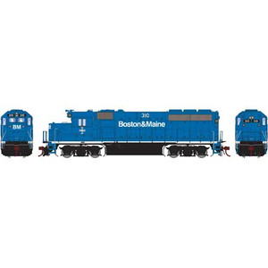 Athearn Genesis 65061 B&M Boston & Maine GP40-2 #310 DC HO