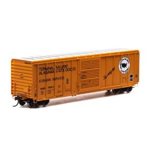 Athearn RTR 28731 TASD 50' PS 5344 Box Car #78411 HO scale