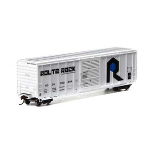 Athearn RTR 28725 Rock Island (Route Rock) 50' PS 5344 Box Car #302244 HO scale