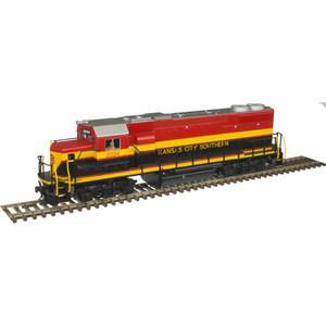 Atlas 10003596 KCS Southern Belle GP38-2 #2034 DC Trainman HO