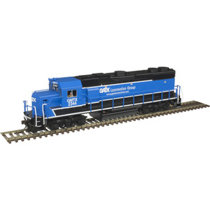 Atlas 10003608 GATX GP38-2 #2346 DCC Sound Trainman HO
