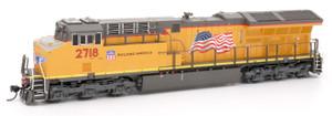 Intermountain 497104s-14 Union Pacific ET44AC #2735 DCC & Sound HO