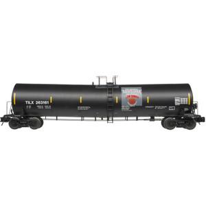 Atlas N scale 50005687 TILX Louisiana Hot Sauce Trinity 25,500 fat Tank Car #261904