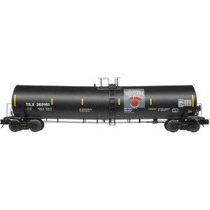 Atlas HO 20006353 TILX Louisiana Hot Sauce Trinity 25,500 gal Tank Car #261904