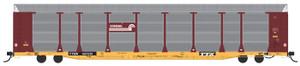 Intermountain 452104-03 Conrail Bi-level Auto Rack TTGX #603201 HO