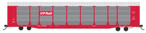 Intermountain 452106-01 CPRail Bi-level Auto Rack CPAA #541615 HO