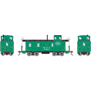 Roundhouse 74285 New York Central NYC Cupola Caboose #19667 HO