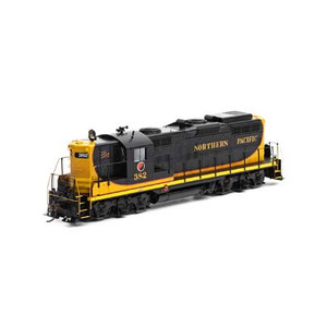 Athearn Genesis 30715 NP Northern Pacific GP18 DCC/Sound #382 HO