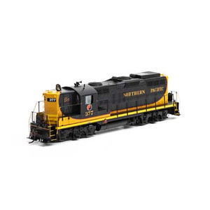 Athearn Genesis 30714 NP Northern Pacific GP18 DCC/Sound #377 HO