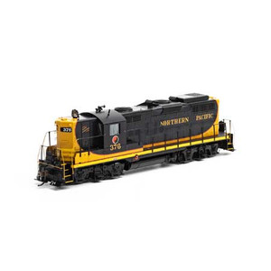Athearn Genesis 30713 NP Northern Pacific GP18 DCC/Sound #376 HO