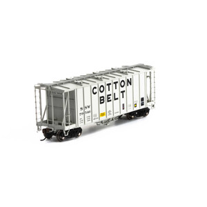 Athearn Genesis 87682 SSW Cotton Belt GATC 2600 Airslide Hopper #79546 HO