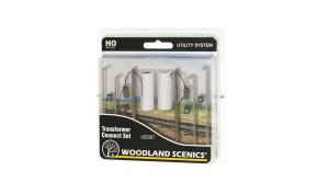 Woodland Scenics US2267 Transformer Connect Set HO scale