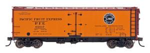 Intermountain 47415-18 PFE R-30-21 Wood Refrigerator Single Herald #65895