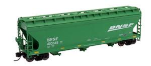 Intermountain 67082-06 BNSF ACF 4650 CF 3-bay Hopper #403372 N scale