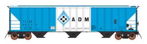 Intermountain 472216-02 ADM 4785 CF Hopper #35148  HO