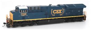 Intermountain 497103s-15 CSX ET44AC #3409 DCC, Sound HO