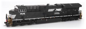 Intermountain 497105s-10 Norfolk Southern ET44AC #3648 DCC, Sound HO