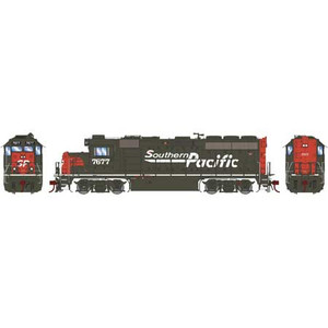 Athearn Genesis 65055 SP Southern Pacific GP40-2 #7677 DC HO