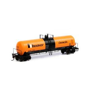 Athearn RTR 15915 Hooker Chemical 20,900 gal Acid Tank #2051 HO