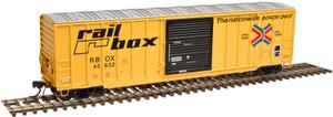 Atlas HO 20013018 Railbox 50' Berwick Box Car #40434