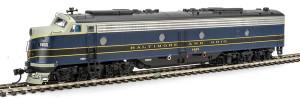 920-41369 Walthers Proto Baltimore & Ohio E9A/E8Bm #1455/2417 DCC/Sound HO