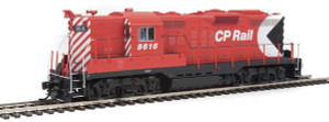 920-42702 Walthers Proto Canadian Pacific GP9 Phase II DCCS #8616 HO