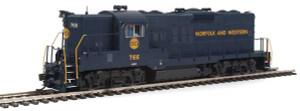 920-42705 Walthers Proto N&W Norfolk & Western GP9 Phase II DCCS #766 HO