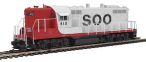 920-42709 Walthers Proto SOO GP9 Phase II DCCS #412 HO