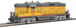 920-42712 Walthers Proto UP Union Pacific GP9 Phase II DCCS #288 HO