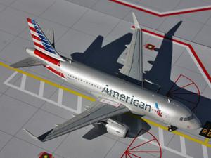 Gemini Jets G2AAL417 American A319 N8001N 1:200 **