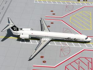 Gemini Jets G2ASA131 Alaska MD-83 (MD-80) N975AS 1:200