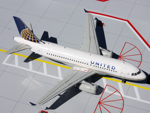 Gemini Jets G2UAL329 United Airbus A319 N848UA 1:200