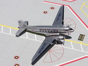 Gemini Jets G2DAL171 Delta DC-3 NC28341 1:200