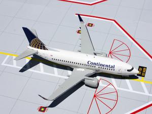 Gemini Jets G2COA297 Continental 737-500 N14645 1:200