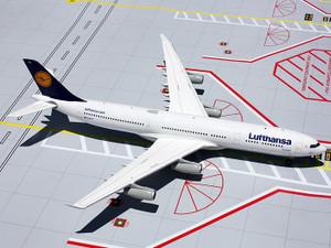 Gemini Jets G2DLH368 Lufthansa A340-300 D-AIFC 1:200 **