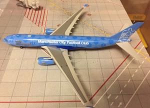 "Phoenix 10533 Etihad ""Manchester City Football Club"" A330-200 (A6-EYE) 1:400"