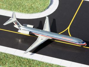 Gemini Jets GJAAL547 American MD-80 (N573AA)