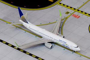 """Gemini Jets GJUAL1458 United 737-900ER """"Eco-Skies"""" (N75432) **"""