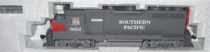 Kato HO 37-3007 SOUTHERN PACIFIC GP35 Phase 1C w/DB Road 6612