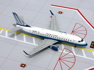 """Gemini Jets G2UAL352 United Express ERJ-170 """"Tulip"""" N634RW 1:200"""